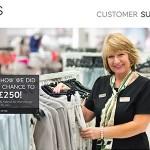 www.yourmandsviews.com M & S Retail Customer Satisfaction Survey £250 Cash