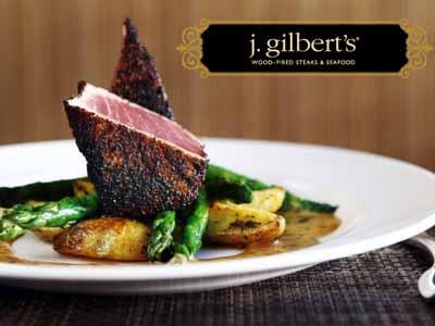 www.jgilbertsfeedback.com J. Gilbert's Guest Satisfaction Survey Validation Code