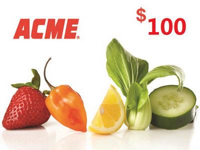 www.acmemarketssurvey.com ACME Customer Satisfaction Survey $100 Gift Card