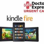 www.doctorsexpresslistens.com Doctors Express Customer Feedback Survey Kindle Fire