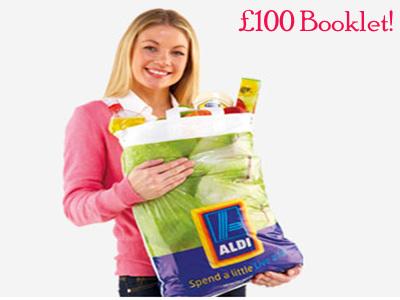 www.aldilistening.co.uk Aldi Listening Panel Prize Draw One £100 Booklet