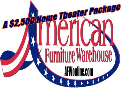 www.afwonline.com/survey American Furniture Warehouse Customer Survey $2,500 Samsung Home Theater Package