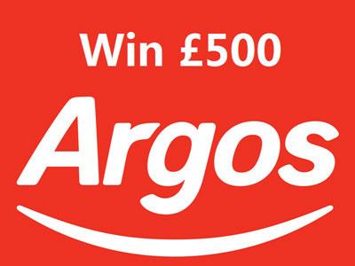 www.tellargos.co.uk Argos Guest Satisfaction Survey £500 Gift Card