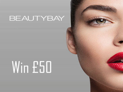 www.beautybay.com/pages/delivery-survey Beauty Bay Delivery Survey Prize Draw £50 to Spend at Beauty Bay