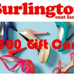 www.burlingtoncoatfactory.com/sweepsbcf Burlington Shopping Spree Sweepstakes $500 Burlingtong Gift Card