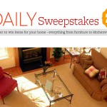 win.bhg.com Better Homes and Gardens Daily Sweepstakes Houseware Prizes
