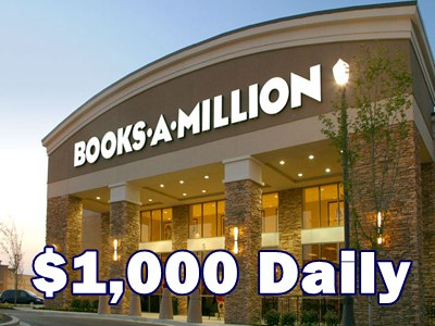 www.tellbam.com Books A Million Customer Satisfaction Survey Empathica Cash Prize and $5 off