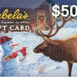 www.cabelas.ca/retailsurvey Cabela's Customer Satisfaction Survey $500 Gift Card