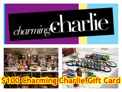 www.charmingcharlie.com/survey Charming Charlie Survey $100 Charming Charlie Gift Card