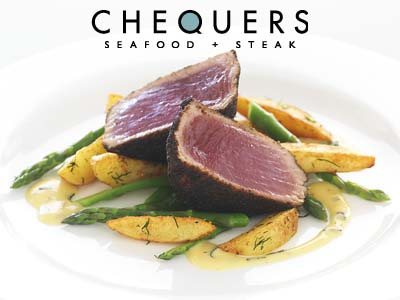 www.chequersfeedback.com Chequers Seafood Grill Guest Satisfaction Survey Validation Code