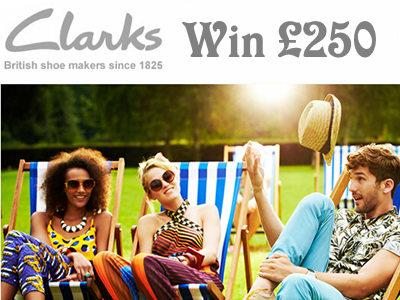 www.myclarksvisit.co.uk Clarks Customer Experience Survey £250 Cash