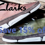 www.clarkscustomersurvey.com Clarks Customer Survey 15% off