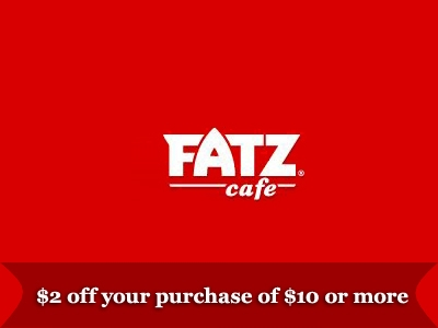 www.tellfatz.com FATZ Customer Satisfaction Survey $2 off