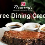 www.flemingslistens.com Fleming's Guest Satisfaction Survey Free Dining Credit