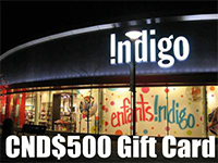 www.indigofeedback.com Indigo Customer Satisfaction Survey $500 Gift Card