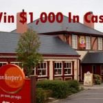 www.innkeeperslodge-survey.com Inkeeper's Lodge Guest Satisfaction Survey $1,000 Cash