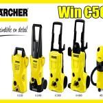 www.karcher.com/register-and-win Kärcher International Register and Win Sweepstakes €500 Cash