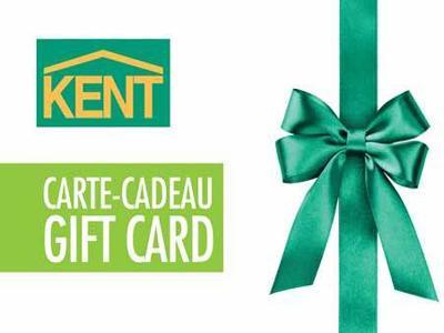 www.kentsurvey.ca Kent Building Supplies Customer Survey $1,000 Gift Cards