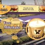 www.tellkiddvalley.com Kidd Valley Feedback Survey Coupon for Free Small Milkshake
