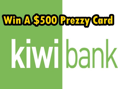 www.howarewegoing.co.nz Kiwibank How We Are Going Customer Survey $500 Prezzy Card