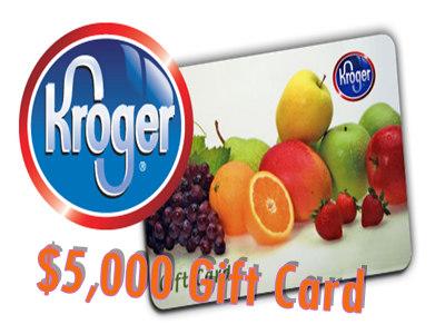 www.tellkroger.com Kroger Customer Satisfaction Survey $5,000 in Kroger Gift Card