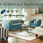 www.lzb-survey.com La-Z- Boy Delivery Survey $2,500 In La-Z- Boy Furniture