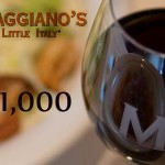 www.tellmaggianos.com Maggiano's Little Italy Guest Survey $1,000 Cash