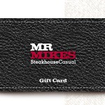 www.mymrmikesvisit.com Mr. Mikes Guest Satisfaction Survey $1,000 Cash and $100 Gift Card