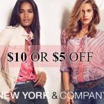 tellus.nyandcompany.com New York & Company Survey Free Offers