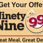 www.my99experience.com 99 Restaurants Guest Satisfaction Survey Validation Code