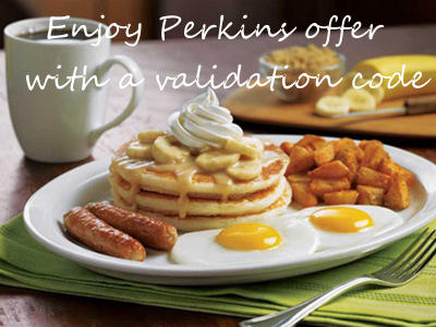www.perkinsexperiencesurvey.com Perkins Guest Experience Survey Validation Code