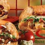 www.quiznoslistens.com Quiznos Customer Satisfaciton Survey Validation Code for Free Offer