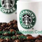 www.starbucks-visit.com Starbucks Customer Survey Validation Code