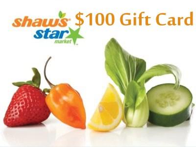 www.shawssurvey.com Shaw's Supermarket Survey $100 Gift Card