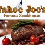 www.tahoejoecares.com the Tahoe Joe's Guest Satisfaction Survey Validation Code