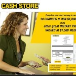 www.cashstore-survey.com the Cash Store Customer Experience Survey Empathica Cash