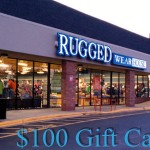 Www Ruggedwearhouse Com Survey The Rugged Wearhouse Customer Experience One 100 Gift Card