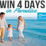 www.beaches.com/sweepstakes Beaches Caribbean Family Resorts Vacation Giveaway Sweepstakes 4-Day Luxury Vacation