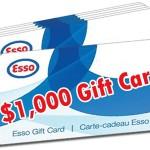 www.customersurvey.toyota.ca Toyota Customer Satisfaction Survey $1,000 Esso Gas Gift Card