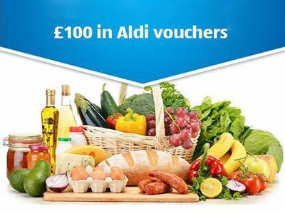 www.tellaldi.com Tell Aldi Survey £100 in Aldi Vouchers
