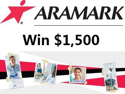 www.healthcarediningvoice.com Aramark Healthcare Customer Satisfaction Survey $1,000 Cash
