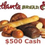 www.atlantabreadsurvey.com Atlanta Bread Guest Satisfaction Survey $500 Cash