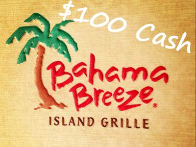 www.bahamabreezesurvey.com Bahama Breeze Guest Satisfaction Survey $1000 Cash