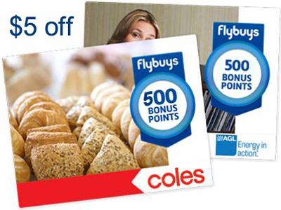 www.tellcoles.com.au Coles Online Survey 500 Flybuys Bonus Points or $5 Off