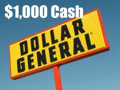 www.dollargeneralsurvey.com Dollar General Customer Satisfaction Survey $1000 Cash