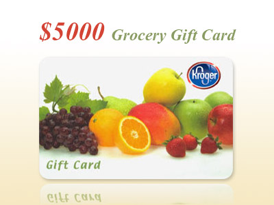 www.krogerfeedback.com Kroger Customer Satisfaction Survey $5,000 Kroger Gift Cards