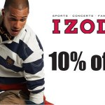 www.izodsurveys.com IZOD Customer Survey 10% off Coupon