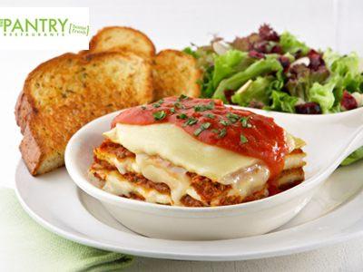 www.mypantryfeedback.com The Pantry Restaurant Guest Satisfaction Survey $1,500 Cash