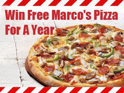 www.marcos.com/survey Marco's Customer Satisfaction Survey Free Pizza
