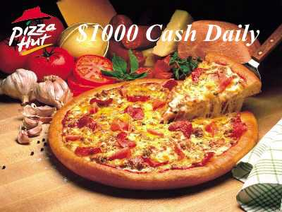 www.tellpizzahut.com Pizza Hut Customer Satisfaction Survey $1000 Cash